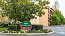 Courtyard Marriott Hillsboro