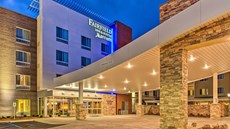 Fairfield Inn & Suites St Louis Westport