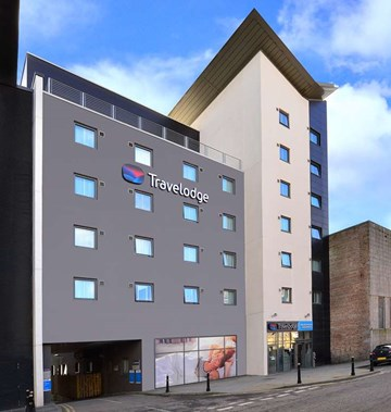 Travelodge Aberdeen Central Justice Mill