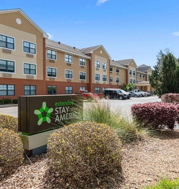 Extended Stay America Charlotte Tyvola