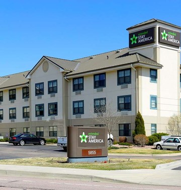 Extended Stay America Colorado Springs W