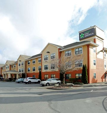 Extended Stay America Seattle Federal W