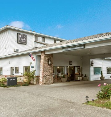 Red Lion Inn & Suites, Seaside