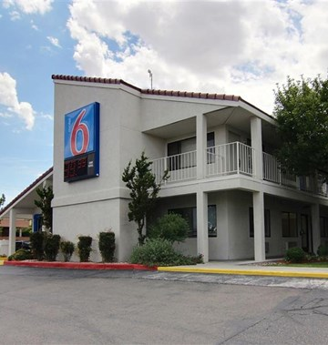 Motel 6 Albuquerque Coors Road