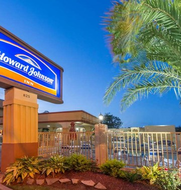 Howard Johnson Inn Historic Lake Charles