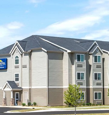 Microtel Inn & Suites Dickinson