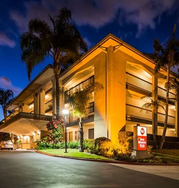 Best Western Plus Orange County Airport