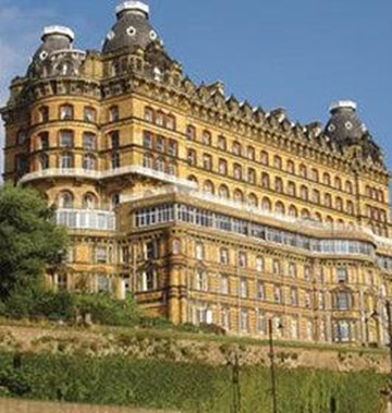 The Grand Hotel Scarborough