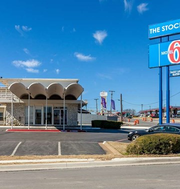 Motel 6 Fort Worth Stockyards