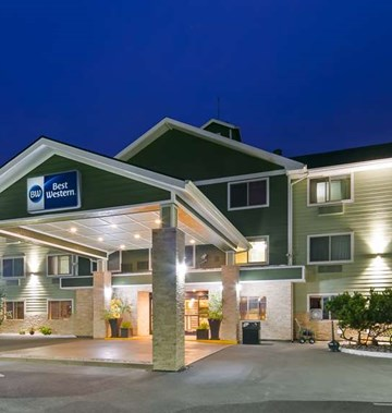 Best Western Long Beach Inn