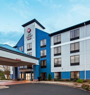 Best Western Plus Carrollton Hotel