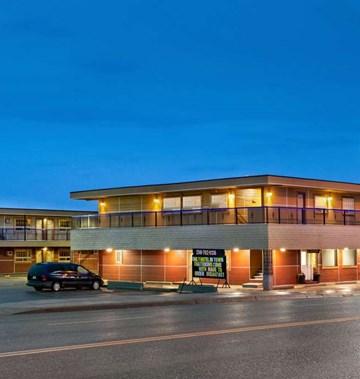 Travelodge Dawson Creek