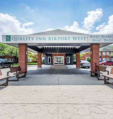 Quality Inn-Airport West