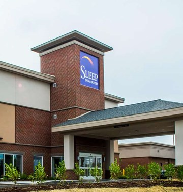 Sleep Inn & Suites East Syracuse