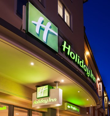 Holiday Inn Nuernberg City Centre