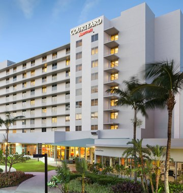 Courtyard by Marriott Miami Airport- First Class Miami, FL Hotels