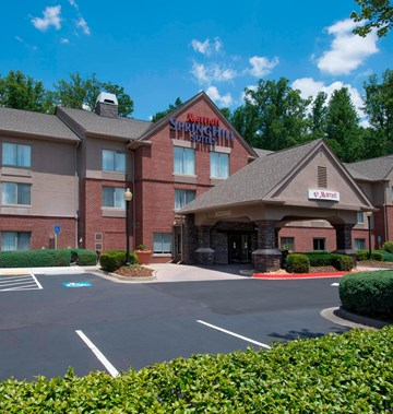 SpringHill Suites by Marriott Alpharetta