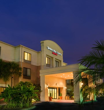 SpringHill Suites St Pete/Clearwater