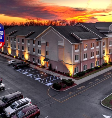 Fairfield Inn & Ste Edison-S Plainfield