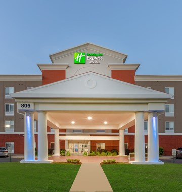 Holiday Inn Express Charlotte Arrowood