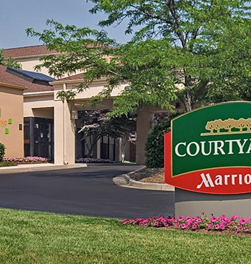 Courtyard Baltimore Hunt Valley