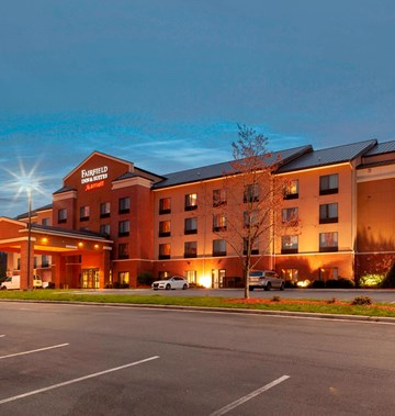 Fairfield Inn & Suites Charlotte Matthew