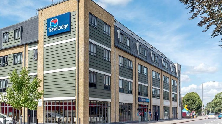 Travelodge London Bromley Exterior
