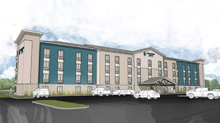 WoodSpring Suites Providence Exterior