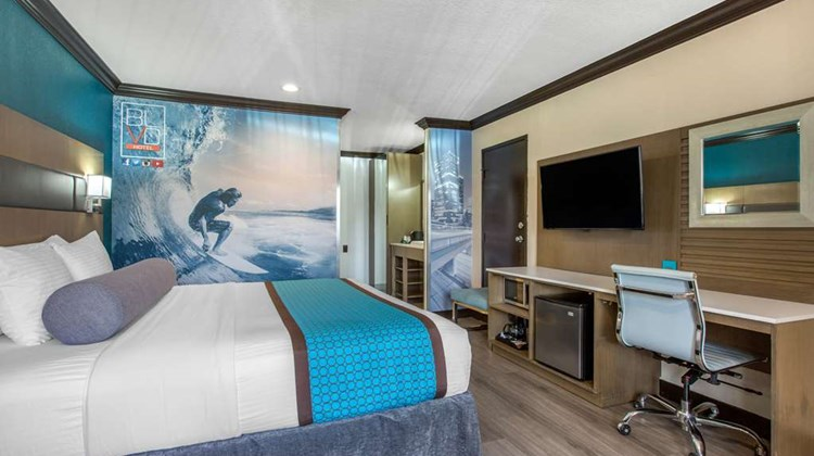 The BLVD Hotel, an Ascend Hotel Room
