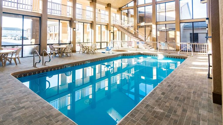 Quality Inn & Suites, Amarillo Pool