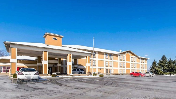 Quality Inn Dry Ridge Exterior