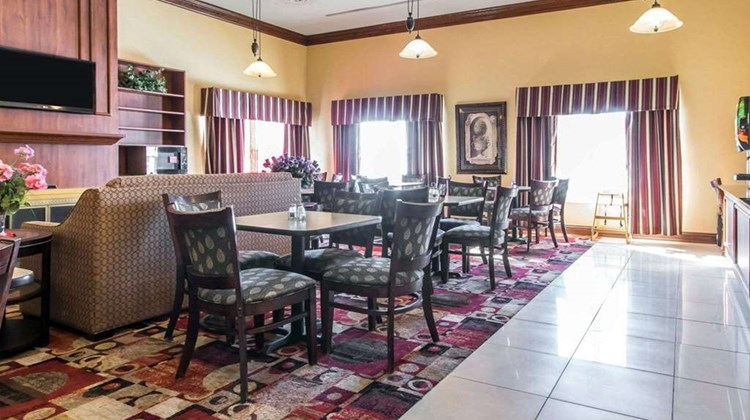 Quality Inn Dry Ridge Restaurant
