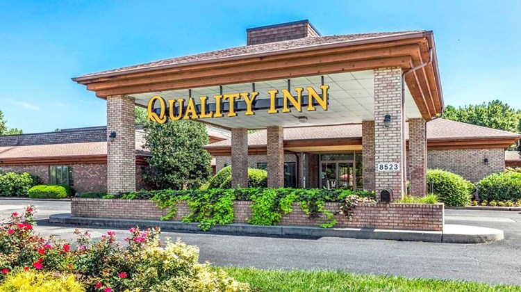 Quality Inn Easton Exterior