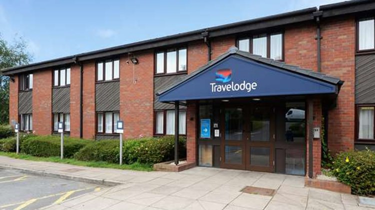 Travelodge-Droitwich Exterior