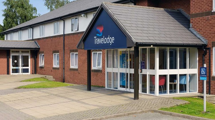 Travelodge Sheffield Richmond Exterior