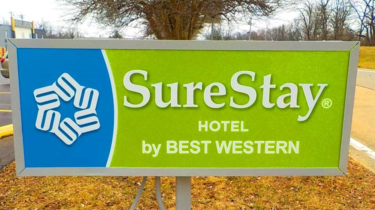 SureStay Hotel by Best Western Florence Exterior