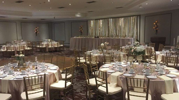 Best Western Plus Stoneridge & Conf Ctr Ballroom