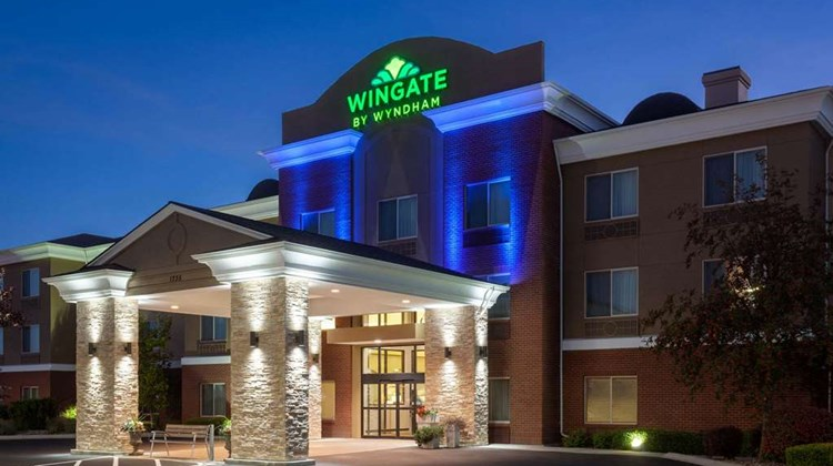 Wingate by Wyndham Moses Lake Exterior