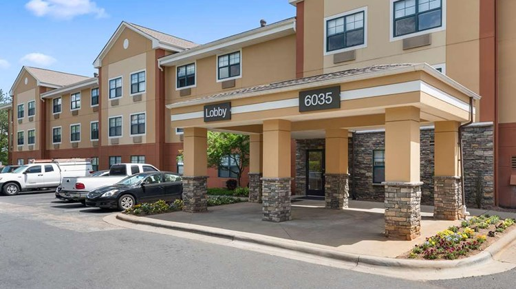 Extended Stay America Charlotte Tyvola Exterior