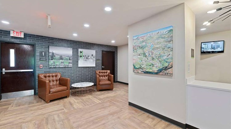Extended Stay America Charlotte Tyvola Lobby