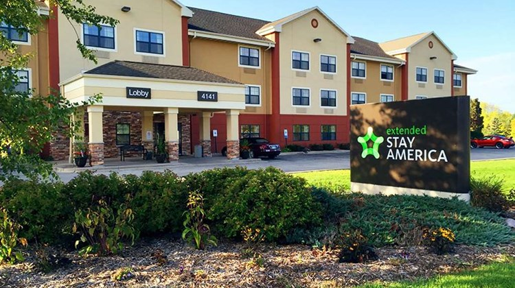 Extended Stay America Appleton Fox Citie Exterior