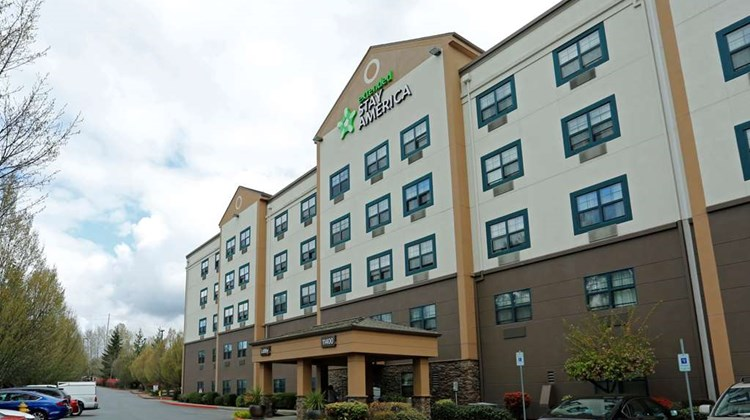 Extended Stay America Seattle Bellevue Exterior
