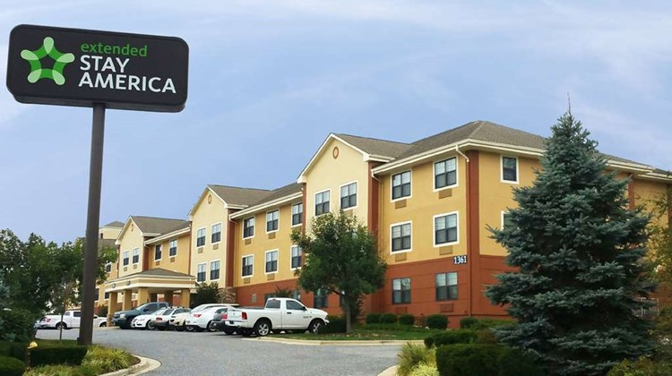Extended Stay America Baltimore Bel Air Exterior