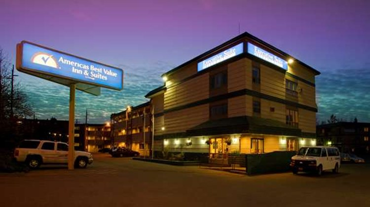 Americas Best Value Inn-Executive Suites Exterior