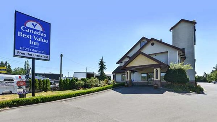 Canadas Best Value Inn Langley/Vancouver Exterior