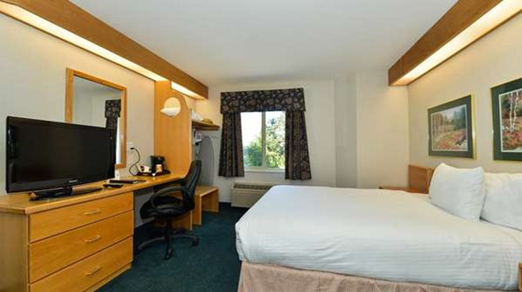 Canadas Best Value Inn Langley/Vancouver Room