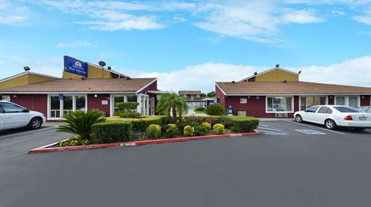 Americas Best Value Inn Sacramento South Exterior