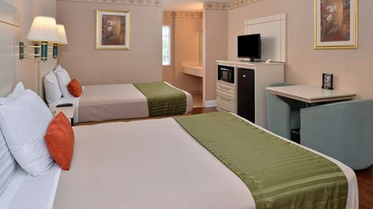 Americas Best Value Inn- Budget Lodge Room