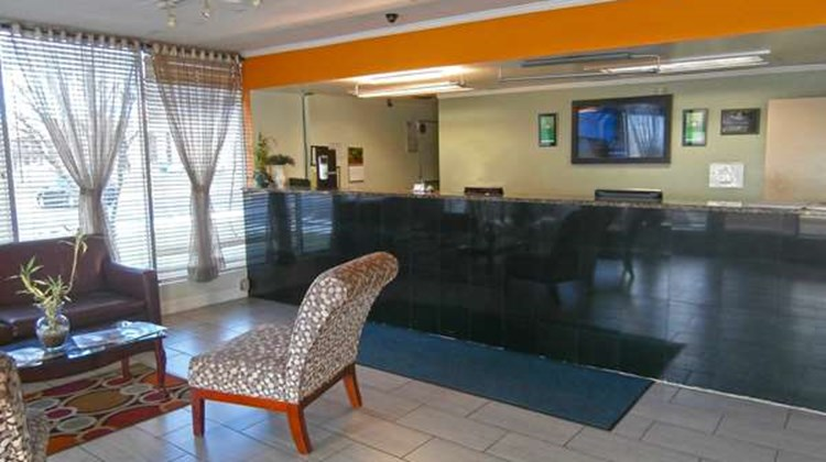 Americas Best Value Inn - Newnan Lobby