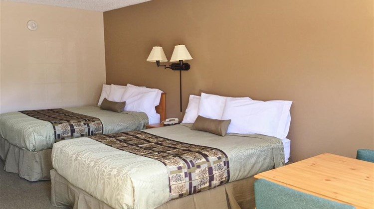 Americas Best Value Inn-Belvidere Room